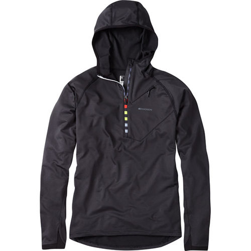 Madison Zenith Men's Long Sleeve Hooded Top