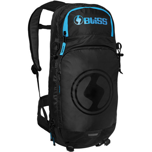 Bliss Vertical LD 12L Backpack Back Protector