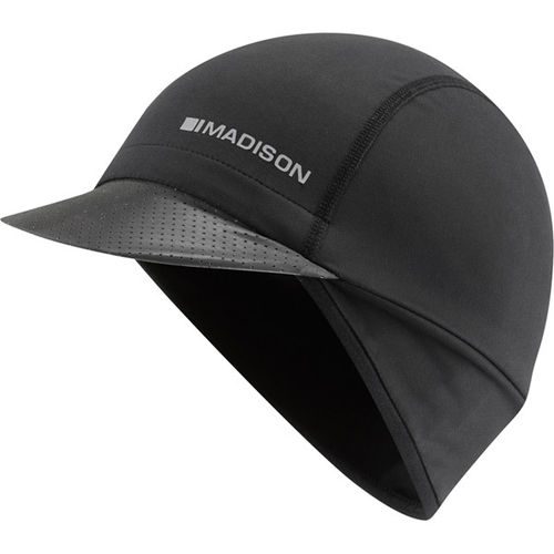 Madison RoadRace Optimus Winter Cap - Black L/XL