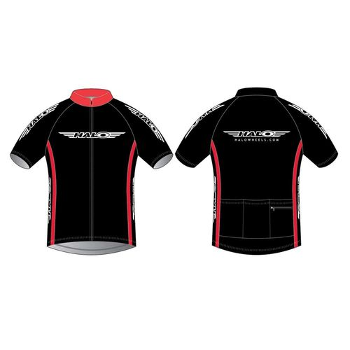 Halo Short Sleeve Race Jersey