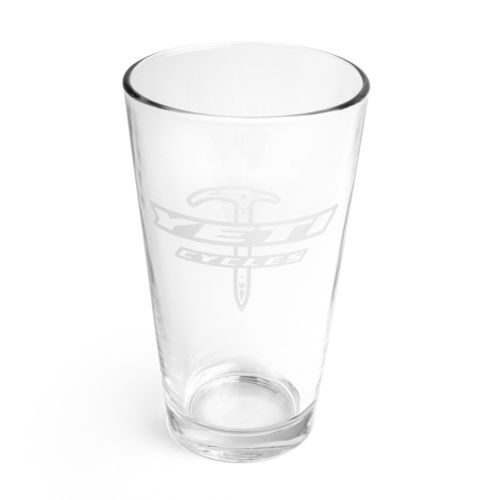 Yeti Pint Glass
