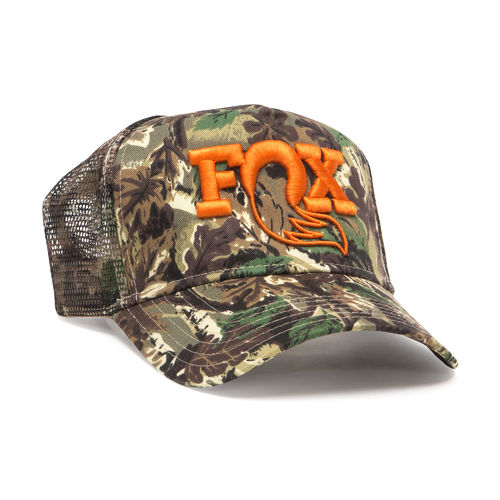 Fox Camo Trucker Hat