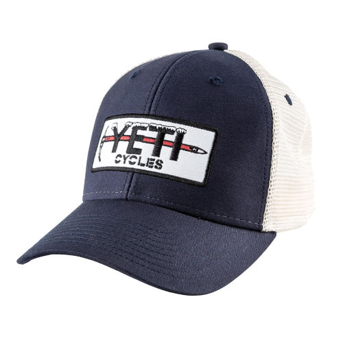 Yeti Ice Axe Patch Trucker Hat