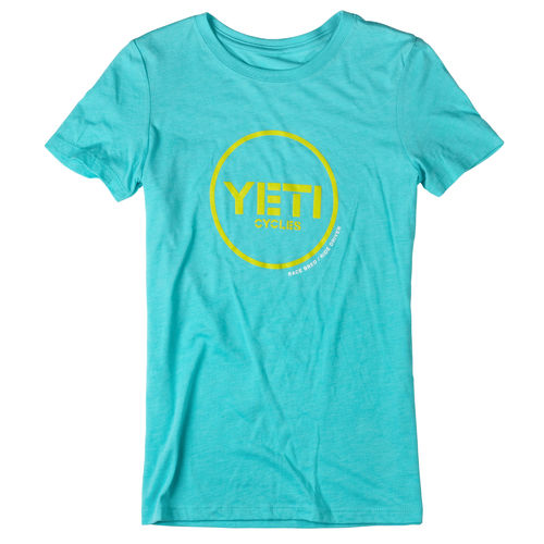 Yeti Button Ride Women's Jersey