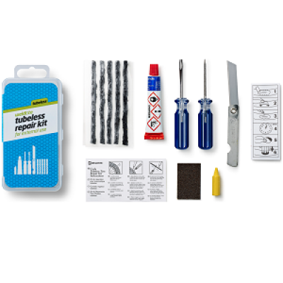 Weldtite Tubeless Repair Kit For External Use