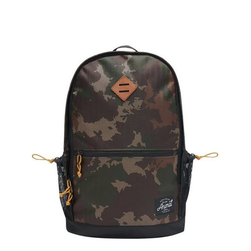 Animal Frontside Men's Backpack - Camo Green