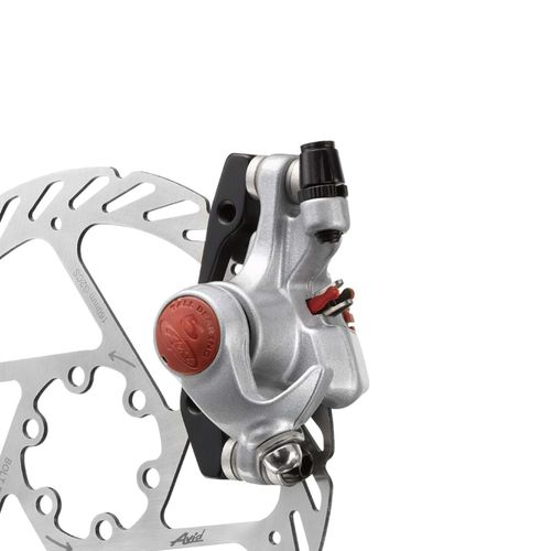 Avid BB5 Road Disc Brake Platinum - 140mm G2CS Rotor - Rear