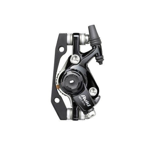 Avid BB7 MTB Disc Brake - S Black Anodised - HS1 Rotor