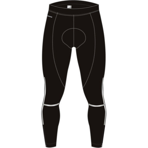 Madison Stellar Men's Tights With Pad - Black