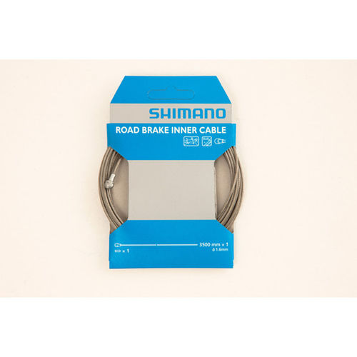 Shimano Road Tandem Stainless Steel Inner Brake Wire - 1.6 x 3500mm