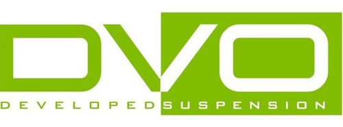DVO Suspension Air Shaft Assembly Sapphire