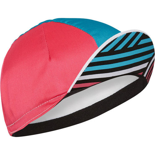 Madison Sportive Poly Cotton Cap - Crosshatch