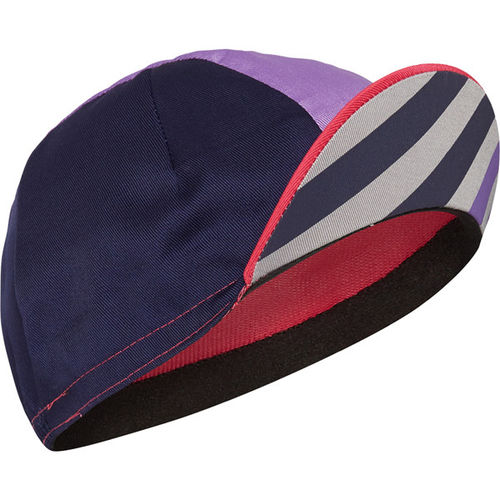 Madison Sportive Poly Cotton Cap - Block Stripe