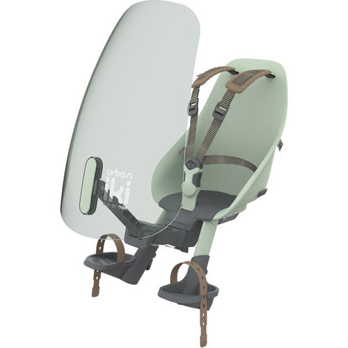 Urban Iki Child Seat Windscreen - Green