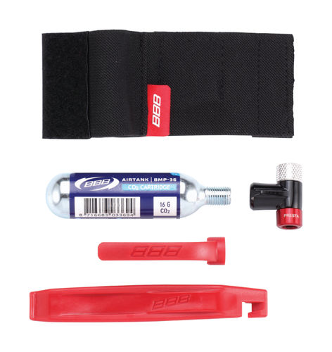 BBB BMP-37 SlimKit CO2 Inflator Kit
