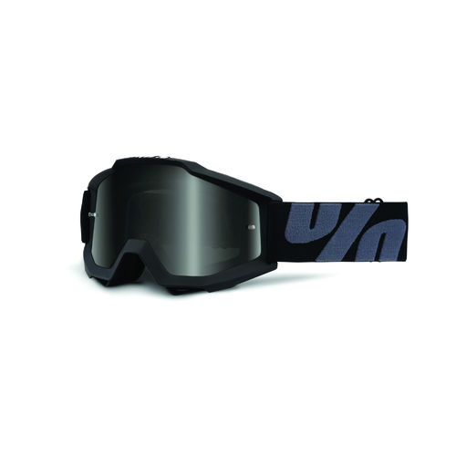 100% Accuri UTV / ATV SAND Goggle - Superstition With Dark Smoke Lens