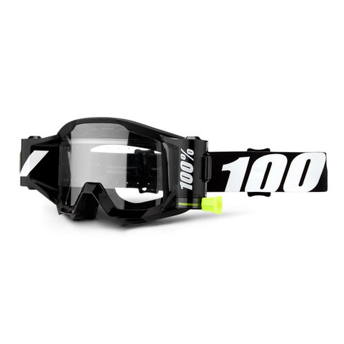 100% Strata Forecast Outlaw Goggles