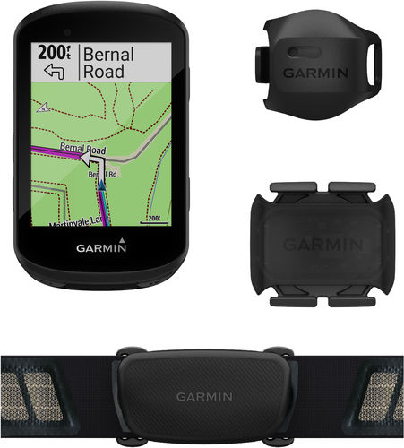 Garmin Edge 530 GPS enabled computer - performance bundle