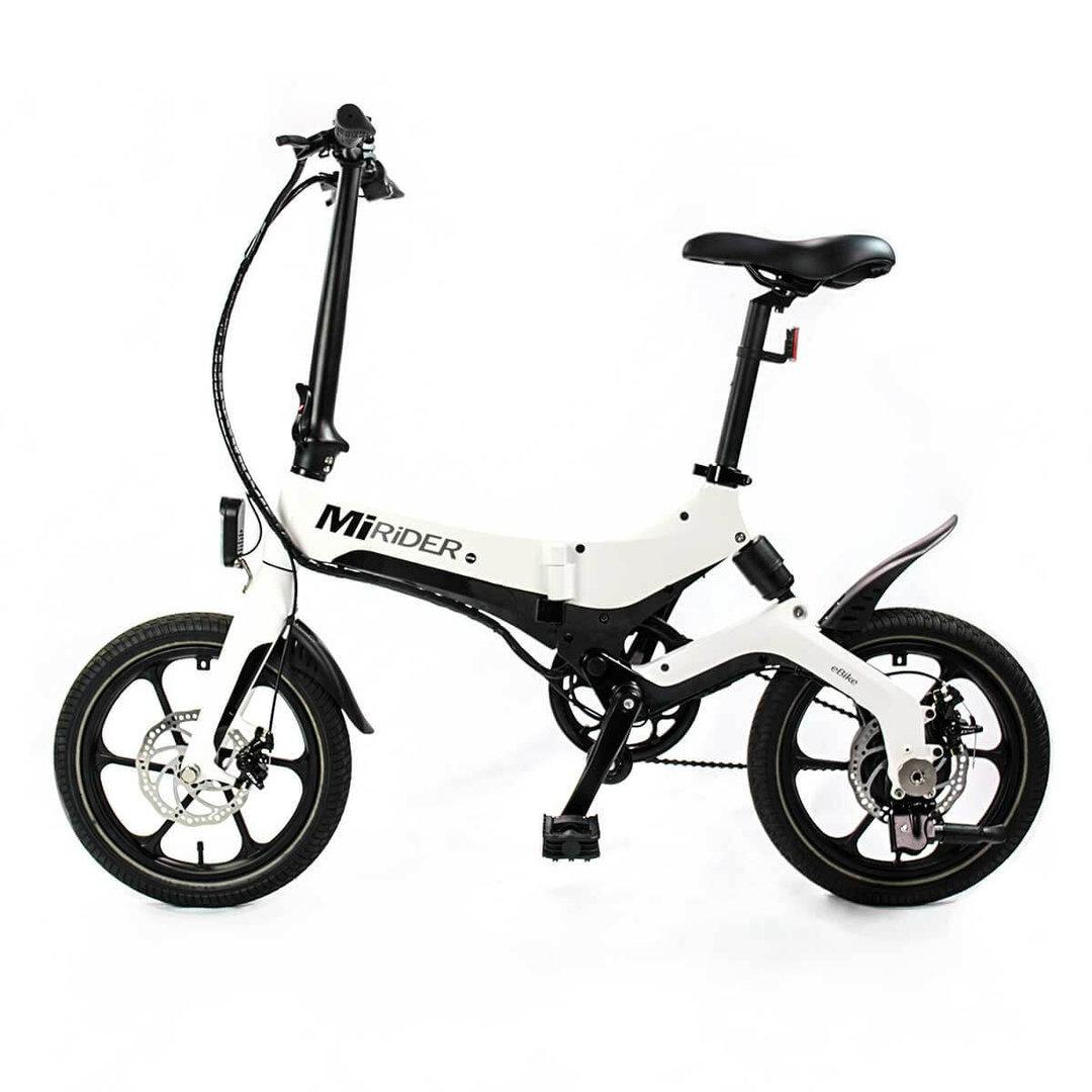 MiRIDER One Folding Electric Bike - Activesport