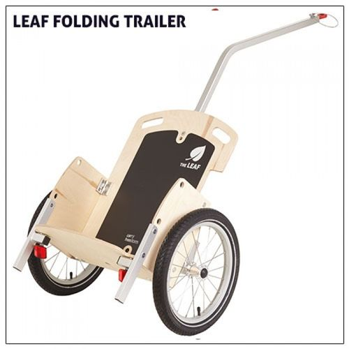 Carry Freedom LEAF foldable trailer
