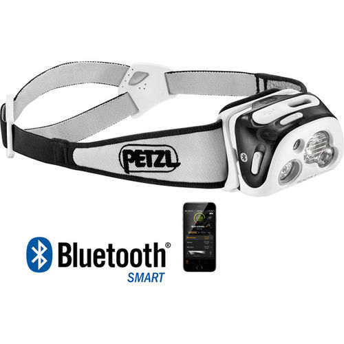 Petzl - Reactik+ 300 Lumens Black