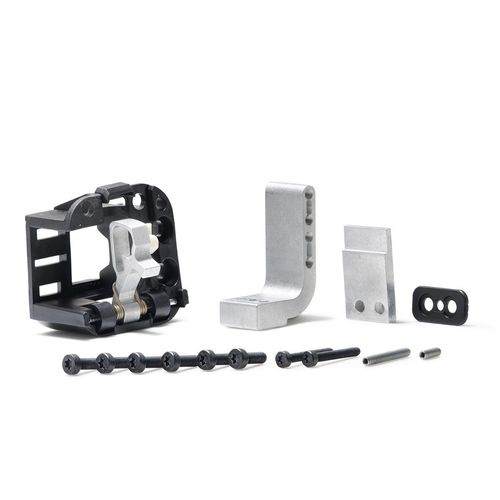 Bosch PowerTube mounting kit lock-side, for vertical and horizontal mounting