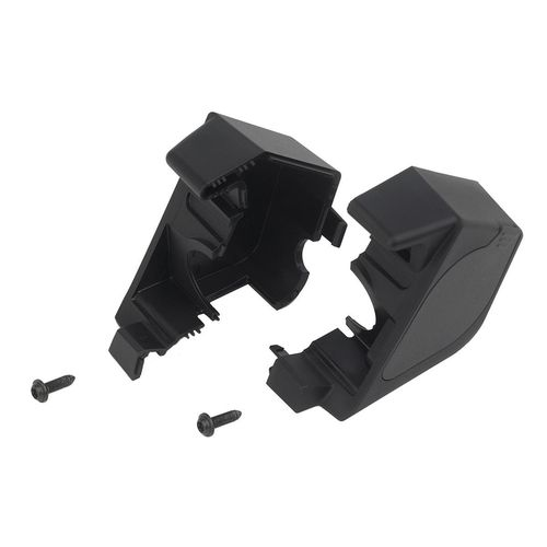 Bosch Battery holder kit, black, incl. holders and 2 x thread forming screws 3.5 x 12