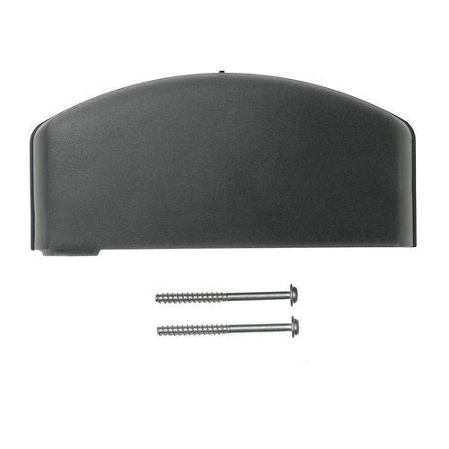 Bosch Battery holder kit, black, incl. top cover and 2 x thread forming screws